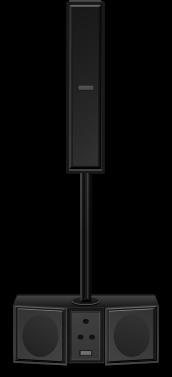 Speaker graphics